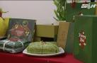 Bánh chưng cao cấp giá 600.000 đồng/cặp hút khách dịp Tết