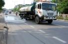 Hà Nội tốn 70 tỷ đồng rửa đường mỗi năm