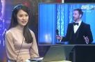 Nữ sinh 'bắn' 7 thứ tiếng phiên dịch trực tiếp giải Oscar 2017