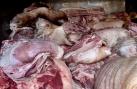 Hơn 1 tấn thịt lợn nấm mốc, hôi thối 'đội lốt' an toàn suýt 'lên mâm'