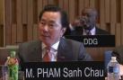 Video: Đại sứ Phạm Sanh Châu trả lời phỏng vấn cho vị trí Tổng Giám đốc UNESCO