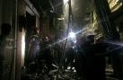 Căn nhà 4 tầng tại Hà Nội bốc cháy, 2 người tử vong