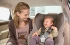 6 mẫu ghế ngồi ô tô tốt nhất cho trẻ