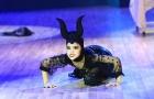 Thí sinh hóa thân thành phù thủy tại Bước nhảy hoàn vũ nhí