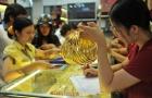 Giá vàng ngày 27/8: Biến động trước đà tăng của thế giới