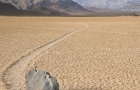 Những hòn đá biết đi ở thung lũng Tử thần