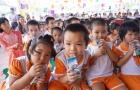 Nhân rộng mô hình sữa học đường đến tất cả trường mầm non ở Bắc Ninh