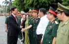 Thủ tướng Nguyễn Tấn Dũng: Không thể hy sinh chủ quyền để có hòa bình