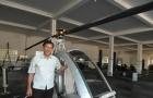 Kỹ sư Việt chế tạo thành công trực thăng