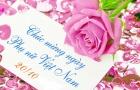 Lời chúc hay và ý nghĩa nhất ngày phụ nữ Việt Nam 20.10