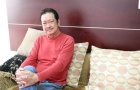 Nghệ sĩ Chánh Tín từng thất nghiệp, bán rau muống kiếm sống