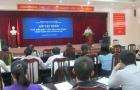 Khai giảng tập huấn kiến thức quy phạm pháp luật mới KH&CN
