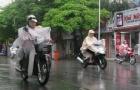 Dự báo thời tiết ngày mai 25/10: Nam bộ tiếp tục ngập úng, Trung bộ giảm mưa dông