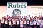 Vinamilk được Forbes vinh danh là công ty niêm yết tốt nhất Việt Nam 2014
