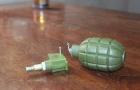 Lại xảy ra vụ lựu đạn đồ chơi phát nổ, 2 anh em nhập viện