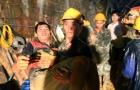Cứu thành công 12 người mắc kẹt trong vụ sập hầm: 82 giờ sinh tử!