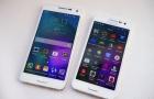 Đọ sức giữa Galaxy A3 và Galaxy A5