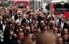Năng suất lao động tại London cao nhất nước Anh