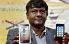 Ấn Độ ra mắt smartphone giá rẻ nhất thế giới chỉ hơn 30.000 đồng