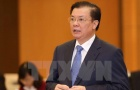 Bộ trưởng Đinh Tiến Dũng trăn trở trong thu-chi 'ngân khố' quốc gia