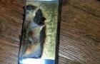 Nghi vấn Galaxy Note 7 bất ngờ phát nổ khi sạc pin
