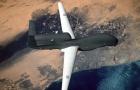 Vũ khí 'thần thánh' Global Hawk của không lực Mỹ khiến đối phương khiếp sợ