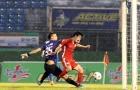 Đội bóng của 'Messi Campuchia' lấn át chủ nhà Bình Dương