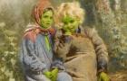 Đi tìm nguồn gốc 2 đứa trẻ da xanh bí ẩn đến từ 'thế giới lòng đất'