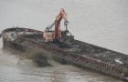 Điều chuyển công tác 3 CSGT để tàu khủng xả thải xuống sông Hồng