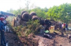 Tin mới nhất tai nạn tàu hỏa tông xe tải ở Huế, 3 người tử vong