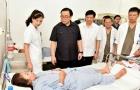 Bí thư Hà Nội Hoàng Trung Hải đến điểm nóng sốt xuất huyết, chỉ đạo phòng chống dịch