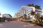 2.000 khách hàng dự lễ giới thiệu khách sạn 'xanh' có bể bơi dài nhất Việt Nam