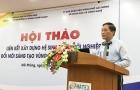 Thứ trưởng Trần Văn Tùng: Khởi nghiệp phải biết 'chấp nhận thất bại'