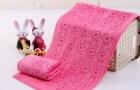 Rùng mình khăn tắm là nơi trú ngụ của hàng triệu vi khuẩn