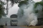Không khí Hà Nội ô nhiễm nặng, nguyên nhân do đâu?