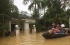 Dự báo thời tiết ngày mai 7/11: Nước lũ ở Quảng Trị đến Bình Định tiếp tục dâng