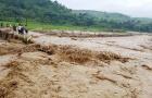Cảnh báo lũ quét và sạt lở đất tại các tỉnh miền Trung