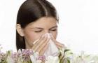 Mùa xuân và nỗi khổ của những người bệnh viêm mũi dị ứng