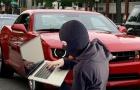 Cảnh giác với 'siêu trộm' khiến ô tô bốc hơi trong tích tắc