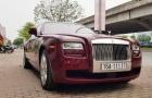 Chiêm ngưỡng siêu xe Rolls-Royce Ghost Series biển ngũ quý 1 giá hơn 11 tỷ đồng