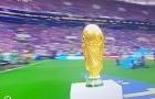 Truyền hình trực tiếp chung kết World Cup 2018 Pháp - Croatia