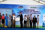 Trang trại bò sữa đầu tiên của Đông Nam Á đạt GlobalG.A.P.