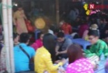 Nhộn nhịp 'ngày hội' chụp ảnh Tết tại vườn đào Nhật Tân
