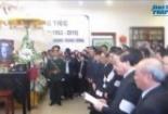 Clip: Xúc động lễ truy điệu ông Nguyễn Bá Thanh