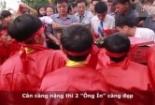 Clip: Lễ hội Chém lợn Bắc Ninh vẫn đông vui