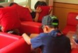 Học sinh lớp 6 nghênh ngang hút shisha độc hại