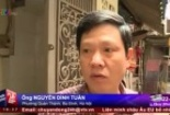 Người dân khốn khổ sống chung với nước cống giữa thủ đô Hà Nội