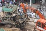 Thần chết rình rập người dân trên những công trình giao thông dang dở