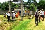 Thanh Hóa: Hoang mang với trạm biến áp phóng điện giật chết gia súc