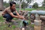 Gần 20 giếng khoan phun nước cả chục năm